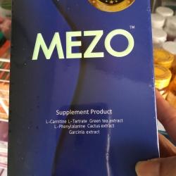 Mezo เมโส ลดน้ำหนัก