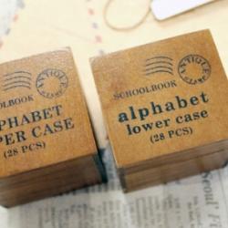 ตัวปั้มอักษร-แบบตัวพิมพ์ (A-Z)