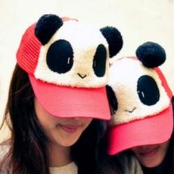 (CAP) หมวกแพนด้า