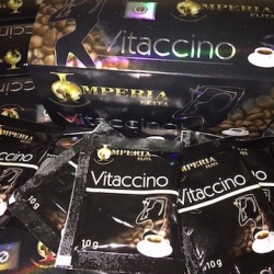 Vitaccino Slimming Coffee กาแฟกล่องดำ รับประกันแท้ 100%