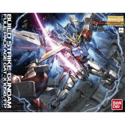 MG 1/100 GAT-X105B/FP Build Strike Gundam Full Package