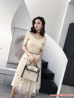 แฟชั่นเกาหลี set เสื้อและกระโปรง สุดน่ารักมาใหม่ล่าสุด