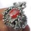 แหวนพลอย ซัฟไฟซ์สีส้ม thumbnail 3