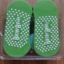 U011-3**พร้อมส่ง** (ปลีก+ส่ง) ถุงเท้าเด็ก(แรกเกิด-1 ปี) พับข้อ ติดหัวตุ๊กตา มีกันลื่น เนื้อดี งานนำเข้า ( Made in China) thumbnail 6