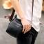 Pre-order กระเป๋าผู้ชายสะพายข้างใบเล็ก แฟชั่นเกาหลี รหัส Man-9839 สีดำ thumbnail 1