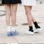 S523**พร้อมส่ง** (ปลีก+ส่ง) ถุงเท้าข้อยาว แฟชั่นเกาหลี คละสี มี 12 คู่ต่อแพ็ค เนื้อดี งานนำเข้า(Made in China) thumbnail 24