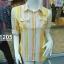 H1205 เสื้อเชิ้ตหญิงลายแฟนซี thumbnail 3