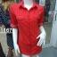 เสื้อเชิ้ตแฟชั่นผู้หญิง H1167 thumbnail 3