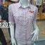 H 1207 เสื้อเชิ้ตแฟชั่นหญิง thumbnail 4