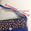 กระเป๋าสะพาย ติดซิป สี่เหลี่ยมแนวนอน thumbnail 5