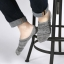 S428**พร้อมส่ง** (ปลีก+ส่ง) ถุงเท้าข้อกุด แฟชั่นเกาหลี มีซิลิโคนกันหลุด คละสี มี 12 คู่ต่อแพ็ค เนื้อดี งานนำเข้า(Made in China) thumbnail 5