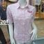 H 1207 เสื้อเชิ้ตแฟชั่นหญิง thumbnail 7
