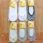 U031**พร้อมส่ง** (ปลีก+ส่ง) ถุงเท้าเด็กหญิง วัย 3-5 ขวบ ใส่กับคัทชู ลวดลายสวย เนื้อดี งานนำเข้า ( Made in China) thumbnail 1