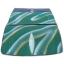 กระเป๋าสตางค์ปลากระเบน แบบ 3 พับ เม็ดใหญ่ ลาย คลื่นน้ำ สีเขียวน้ำทะเล สุดเท่ห์ ในสไตน์ของคุณ Line id : 0853457150 thumbnail 8