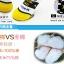 U037-22**พร้อมส่ง** (ปลีก+ส่ง) ถุงเท้า Q- House แฟชั่นเด็กโต (3-6 ปี) มีกันลื่น เนื้อดี งานนำเข้า ( Made in China) thumbnail 5