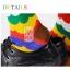 S250**พร้อมส่ง** (ปลีก+ส่ง) ถุงเท้าแฟชั่นเกาหลี ข้อยาว คละ 8 ลาย มี 12 คู่ต่อแพ็ค เนื้อดี งานนำเข้า(Made in China) thumbnail 19