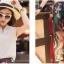 แฟชั่นเกาหลี set เสื้อและกางเกงสุดเก๋ สวยมากๆ thumbnail 6