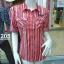 H1205 เสื้อเชิ้ตหญิงลายแฟนซี thumbnail 4