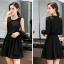 ชุดเดรสสีดำ set เสื้อสูท และเดรสสวยสุภาพครับ thumbnail 4