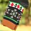 ถุงเท้าเกาหลีTriangle Motif thumbnail 4