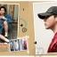 ASTA TV + Style 2016. 09 VOL.105 หน้าปก Lee Jong Suk ด้านในมี ParkBoGum thumbnail 4