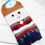 A026 **พร้อมส่ง**(ปลีก+ส่ง) ถุงเท้าแฟชั่นเกาหลี ลายมือ 3 มิติ มี 6 แบบ เนื้อดี งานนำเข้า( Made in Korea) thumbnail 5