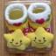 U011-3**พร้อมส่ง** (ปลีก+ส่ง) ถุงเท้าเด็ก(แรกเกิด-1 ปี) พับข้อ ติดหัวตุ๊กตา มีกันลื่น เนื้อดี งานนำเข้า ( Made in China) thumbnail 10
