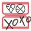 EXO - Vol.1 [XOXO] (Kiss Ver.) ไม่มี โปสเตอร์ thumbnail 1