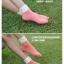 S333**พร้อมส่ง** (ปลีก+ส่ง) ถุงเท้าแฟชั่นเกาหลี พับข้อ คละ 4 สี มี 10 คู่/แพ็ค เนื้อดี งานนำเข้า(Made in China) thumbnail 3