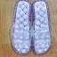 K010-PU**พร้อมส่ง** (ปลีก+ส่ง) รองเท้านวดสปา เพื่อสุขภาพ ปุ่มใหญ่ สีม่วง ถอดพื้นทำความสะอาดได้ ส่งคู่ละ 180 บ. thumbnail 5