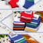 S356**พร้อมส่ง** (ปลีก+ส่ง) ถุงเท้าแฟชั่นเกาหลี ข้อสั้น ชาย คละ 5 สี มี 10 คู่ต่อแพ็ค เนื้อดี งานนำเข้า(Made in China) thumbnail 2
