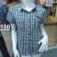 เสื้อเชิ้ตลายสก้อต หญิง H1130 thumbnail 4