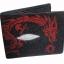 กระเป๋าสตางค์ปลากระเบน ลายมังกรแดงผยอง Line id : 0853457150 thumbnail 6
