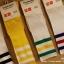 S405 **พร้อมส่ง** (ปลีก+ส่ง) ถุงเท้า กีฬา แฟชั่นหญิง+ชาย ข้อยาว พื้นล่างเป็นขนหนูดูดซับเหงื่อได้ดี คละ 6 สี เนื้อดี งานนำเข้า มี 12 คู่ต่อแพ็ค thumbnail 8