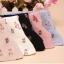 S336 **พร้อมส่ง** (ปลีก+ส่ง) ถุงเท้าแฟชั่นเกาหลี ข้อยาว คละ 5 สี มี 10 คู่/แพ็ค เนื้อดี งานนำเข้า(Made in China) thumbnail 10