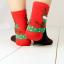ถุงเท้าน่ารักลายกวางเรนเดียร์น้อยพุงโต thumbnail 4