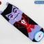 A039**พร้อมส่ง**(ปลีก+ส่ง) ถุงเท้าแฟชั่นเกาหลี ข้อสูง มีหู มี 4 แบบ เนื้อดี งานนำเข้า( Made in Korea) thumbnail 4