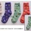 S493**พร้อมส่ง** (ปลีก+ส่ง) ถุงเท้าแฟชั่นเกาหลี ข้อยาว ลายแมว เนื้อดี งานนำเข้า(Made in china) thumbnail 15