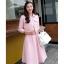 เสื้อผ้าแฟชั่น set เสื้อ และกระโปรงสีชมพูสวยมากๆ thumbnail 4