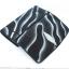 กระเป๋าสตางค์ปลากระเบน แบบ 3 พับ เม็ดใหญ่ ลาย คลื่นน้ำ สีขาวสลับกับสีดำ Line id : 0853457150 thumbnail 4