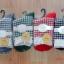 S239**พร้อมส่ง** (ปลีก+ส่ง) ถุงเท้าแฟชั่น สไตล์ ญี่ปุ่น ข้อยาว ขอบม้วน คละ 4 สี มี 10 คู่ต่อแพ็ค เนื้อดี งานนำเข้า(Made in China) thumbnail 2