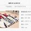 S339**พร้อมส่ง** (ปลีก+ส่ง) ถุงเท้าแฟชั่นเกาหลี ข้อยาว คละ 5 สี มี 10 คู่/แพ็ค เนื้อดี งานนำเข้า(Made in China) thumbnail 2