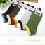 S355**พร้อมส่ง** (ปลีก+ส่ง) ถุงเท้าแฟชั่นเกาหลี ข้อสั้น ชาย คละ 5 สี มี 10 คู่ต่อแพ็ค เนื้อดี งานนำเข้า(Made in China) thumbnail 1