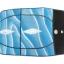 กระเป๋าสตางค์ปลากระเบน แบบ 3 พับ เม็ดใหญ่ ลวดลาย คลื่นน้ำทะเล สีฟ้าและตัวด้วยสีขาว มองแล้วทำให้รู้สึกสดใส Line id : 0853457150 thumbnail 7