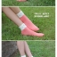 S333**พร้อมส่ง** (ปลีก+ส่ง) ถุงเท้าแฟชั่นเกาหลี พับข้อ คละ 4 สี มี 10 คู่/แพ็ค เนื้อดี งานนำเข้า(Made in China) thumbnail 4