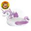 Purple Seahorse Float