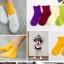 S523**พร้อมส่ง** (ปลีก+ส่ง) ถุงเท้าข้อยาว แฟชั่นเกาหลี คละสี มี 12 คู่ต่อแพ็ค เนื้อดี งานนำเข้า(Made in China) thumbnail 10