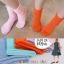 A046**พร้อมส่ง** (ปลีก+ส่ง)ถุงเท้าแฟชั่นเกาหลี ข้อยาว มี 10 สี เนื้อดี งานนำเข้า(Made in Korea) thumbnail 2