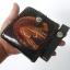 กระเป๋าสตางค์สีดำ ลายอินเดียแดง 2 พับ พร้อมโซ่ Line id : 0853457150 thumbnail 3