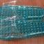 K012-DBL**พร้อมส่ง** (ปลีก+ส่ง) รองเท้านวดสปา เพื่อสุขภาพ ปุ่มเล็ก (ใส) สีฟ้าอมเขียว ส่งคู่ละ 80 บ. thumbnail 3